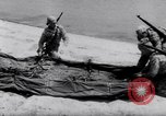 Image of inflated boat Quantico Virginia USA, 1953, second 6 stock footage video 65675041356
