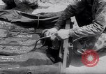 Image of inflated boat Quantico Virginia USA, 1953, second 7 stock footage video 65675041356