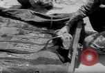 Image of inflated boat Quantico Virginia USA, 1953, second 9 stock footage video 65675041356