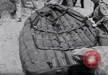 Image of inflated boat Quantico Virginia USA, 1953, second 14 stock footage video 65675041356