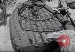 Image of inflated boat Quantico Virginia USA, 1953, second 15 stock footage video 65675041356