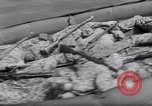 Image of inflated boat Quantico Virginia USA, 1953, second 52 stock footage video 65675041356