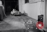 Image of Charlie McCarthy driving a car Princeton New Jersey USA, 1953, second 32 stock footage video 65675041357