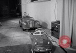 Image of Charlie McCarthy driving a car Princeton New Jersey USA, 1953, second 35 stock footage video 65675041357