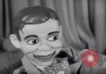 Image of Charlie McCarthy driving a car Princeton New Jersey USA, 1953, second 39 stock footage video 65675041357