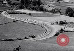 Image of bicycle racing France, 1953, second 6 stock footage video 65675041358