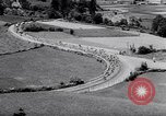 Image of bicycle racing France, 1953, second 7 stock footage video 65675041358
