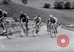 Image of bicycle racing France, 1953, second 17 stock footage video 65675041358