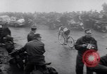 Image of bicycle racing France, 1953, second 46 stock footage video 65675041358