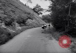 Image of bicycle racing France, 1953, second 51 stock footage video 65675041358