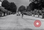 Image of bicycle racing France, 1953, second 54 stock footage video 65675041358