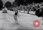 Image of bicycle racing France, 1953, second 55 stock footage video 65675041358