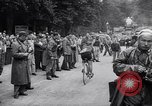 Image of bicycle racing France, 1953, second 57 stock footage video 65675041358