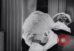 Image of Chapeau Italy, 1955, second 22 stock footage video 65675041368