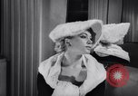 Image of Chapeau Italy, 1955, second 28 stock footage video 65675041368
