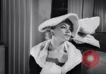 Image of Chapeau Italy, 1955, second 29 stock footage video 65675041368