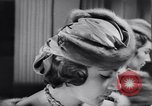 Image of Chapeau Italy, 1955, second 57 stock footage video 65675041368