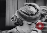 Image of Chapeau Italy, 1955, second 58 stock footage video 65675041368