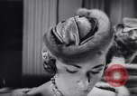 Image of Chapeau Italy, 1955, second 59 stock footage video 65675041368