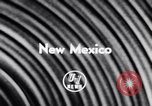 Image of Falcon missile New Mexico United States USA, 1956, second 2 stock footage video 65675041372