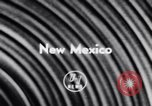 Image of Falcon missile New Mexico United States USA, 1956, second 3 stock footage video 65675041372