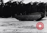 Image of amphibious truck France, 1956, second 12 stock footage video 65675041378