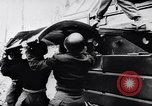 Image of amphibious truck France, 1956, second 17 stock footage video 65675041378