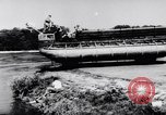 Image of amphibious truck France, 1956, second 29 stock footage video 65675041378