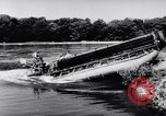 Image of amphibious truck France, 1956, second 34 stock footage video 65675041378