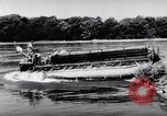 Image of amphibious truck France, 1956, second 35 stock footage video 65675041378