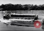 Image of amphibious truck France, 1956, second 37 stock footage video 65675041378