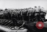 Image of amphibious truck France, 1956, second 45 stock footage video 65675041378