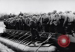 Image of amphibious truck France, 1956, second 47 stock footage video 65675041378
