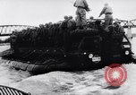 Image of amphibious truck France, 1956, second 49 stock footage video 65675041378