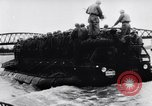 Image of amphibious truck France, 1956, second 50 stock footage video 65675041378