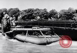 Image of amphibious truck France, 1956, second 57 stock footage video 65675041378