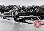 Image of amphibious truck France, 1956, second 59 stock footage video 65675041378