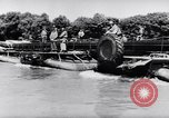 Image of amphibious truck France, 1956, second 61 stock footage video 65675041378