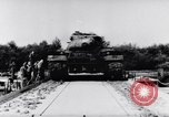 Image of amphibious truck France, 1956, second 62 stock footage video 65675041378
