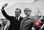 Image of Grace Kelly New York City USA, 1956, second 19 stock footage video 65675041379