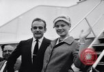 Image of Grace Kelly New York City USA, 1956, second 21 stock footage video 65675041379