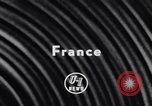 Image of Geo-physical Experiments France, 1956, second 3 stock footage video 65675041381