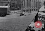 Image of unique motorcycle France, 1930, second 3 stock footage video 65675041393