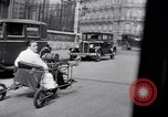 Image of unique motorcycle France, 1930, second 12 stock footage video 65675041393