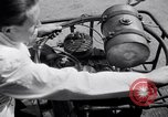 Image of unique motorcycle France, 1930, second 20 stock footage video 65675041393
