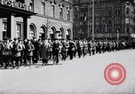 Image of Chancellor Bruening Gleiwitz Germany, 1931, second 52 stock footage video 65675041395
