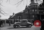 Image of Gangster Fred Burke captured by police Saint Joseph Michigan USA, 1931, second 14 stock footage video 65675041400
