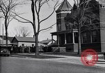 Image of Gangster Fred Burke captured by police Saint Joseph Michigan USA, 1931, second 16 stock footage video 65675041400