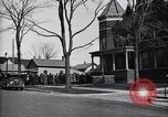 Image of Gangster Fred Burke captured by police Saint Joseph Michigan USA, 1931, second 19 stock footage video 65675041400