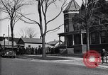 Image of Gangster Fred Burke captured by police Saint Joseph Michigan USA, 1931, second 20 stock footage video 65675041400